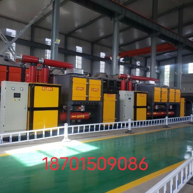 喷漆房废气处理设备催化燃烧装置