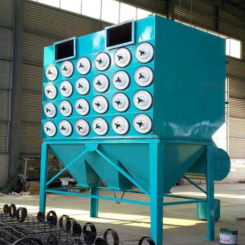 经济方便的滤筒除尘器 厂家直销滤筒除尘器