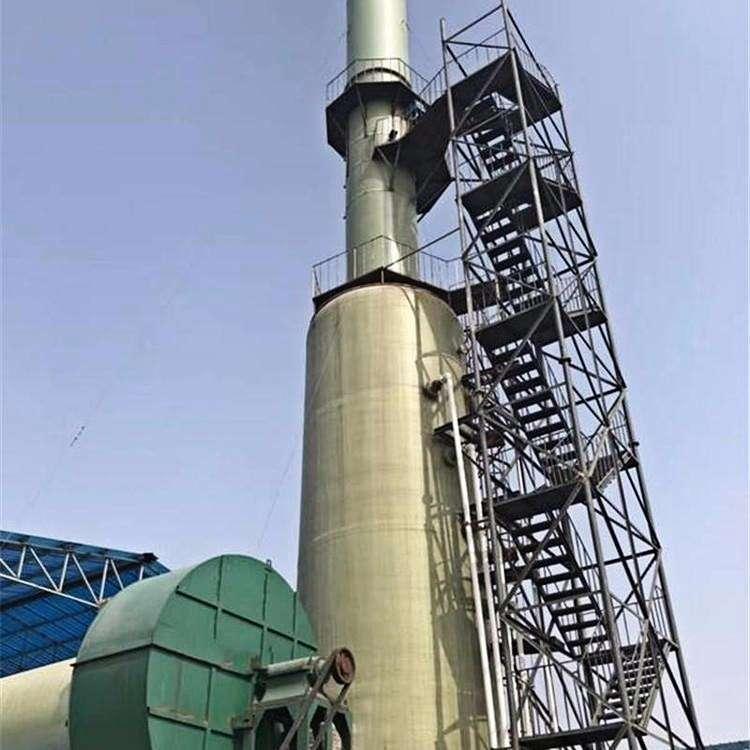 甘肃砖厂脱硫塔设备内部构造图