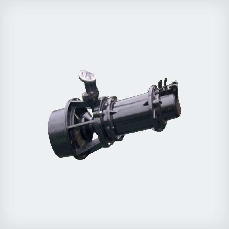 如克环盟推流式微孔曝气机