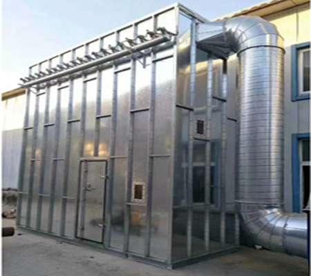 气箱式脉冲袋式收尘器的除尘原理和效果 厂家直销