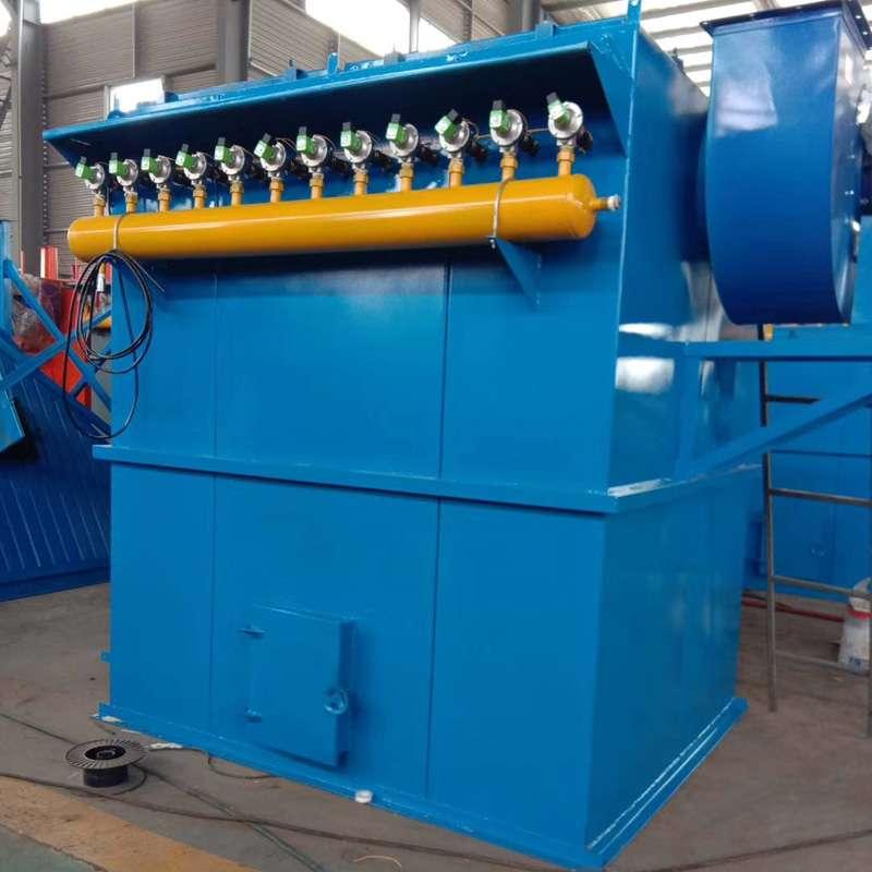 DMC脉冲布袋除尘器用于工业除尘 脉冲布袋除尘器电定制型号